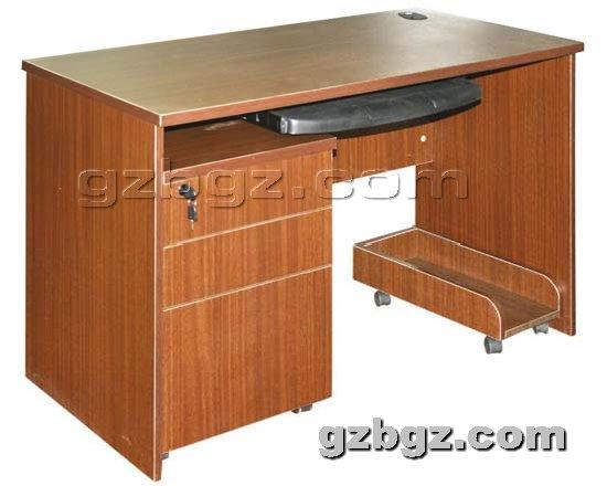 钢制办公桌提供生产精品钢木办公桌厂家