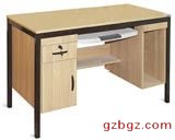 钢木办公桌