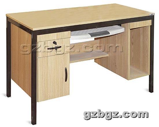 钢制办公桌提供生产钢木办公桌厂家