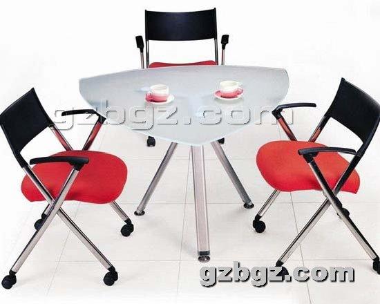 钢制办公桌提供生产加工洽谈桌厂家